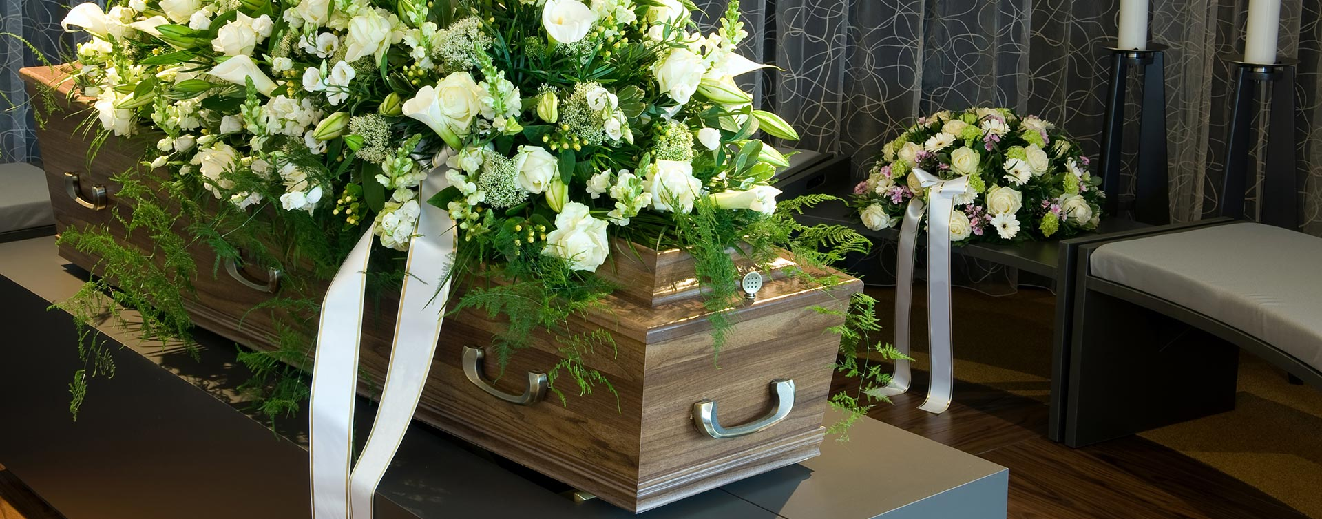 experienced funeral arranger